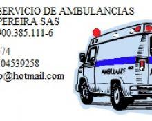 SAP SERVICIO DE AMBULANCIAS PEREIRA S.A.S.