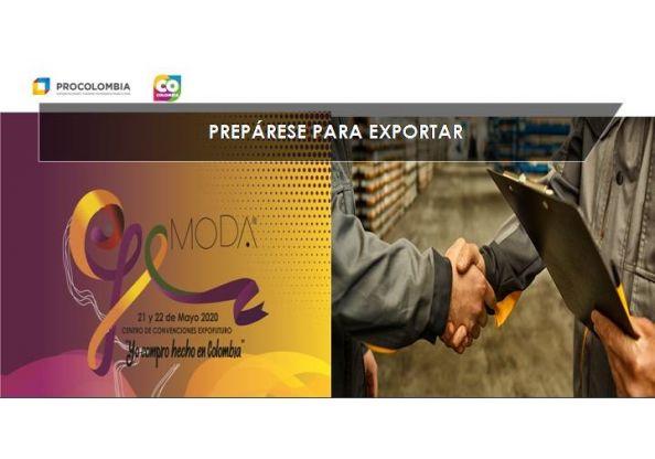 PROGRAMA BÁSICO DE FORMACIÓN EXPORTADORA