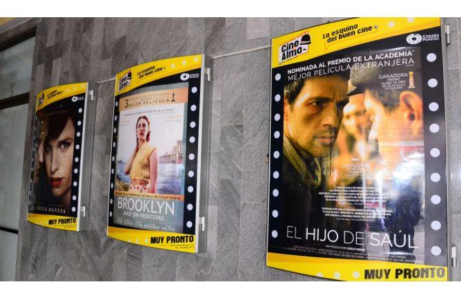 El cine, esa vida que agregamos a la nuestra