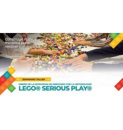DISEÑO DE LA ESTRATEGIA DE MERCADEO CON LA METODOLOGÍA LEGO® SERIOUS PLAY®