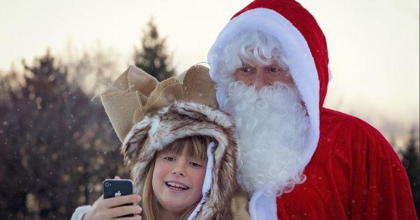 Selfies de Noël - Envíanos tus fotos