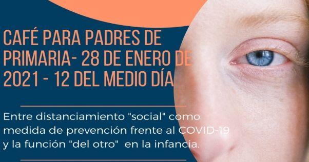 INVITACIÓN ENCUENTRO DE PADRES PRIMARIA