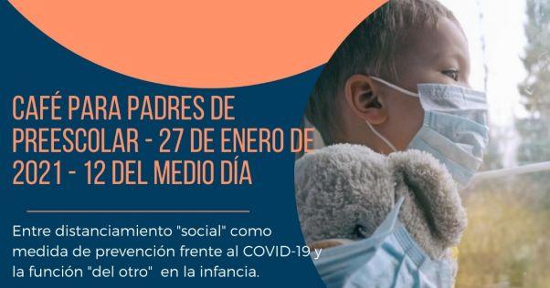 INVITACIÓN ENCUENTRO DE PADRES PREESCOLAR