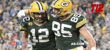 NFL  Rodgers y Jones dan a Green Bay la primera victoria de la temporada: clasificaciones de la Semana 2 de la NFL