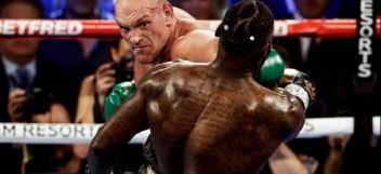 Boxeo: Tyson Fury se prepara para el combate ante Anthony Joshua