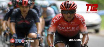 Nairo Quintana liderará al Arkéa Samsic en el Tour