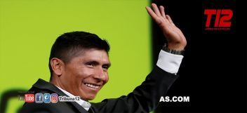 Nairo Quitana pone en marcha el Gran Fondo 2022 en México