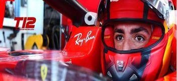 F1: 'Carlos Sainz, será muy rapido esta temporada' dice Jacques Villeneuve