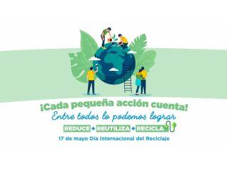 17 de Mayo día internacional del reciclaje