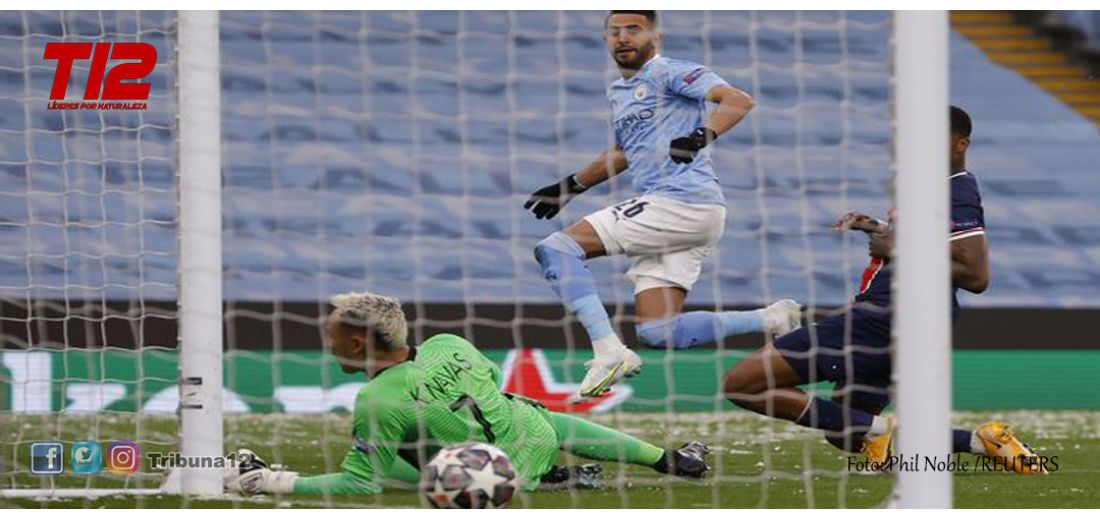 Champions: Manchester City a la final, confirmó su favoritismo venciendo 2 x 0 al PSG