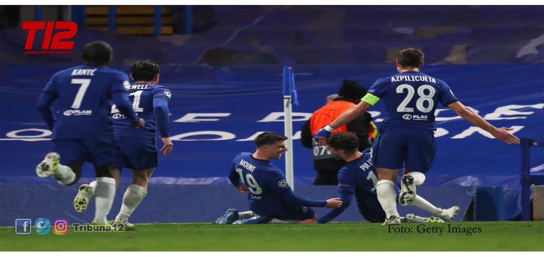 Champions: Final Inglesa, Chelsea despacho al Real Madrid 2 x 0 y es finalista