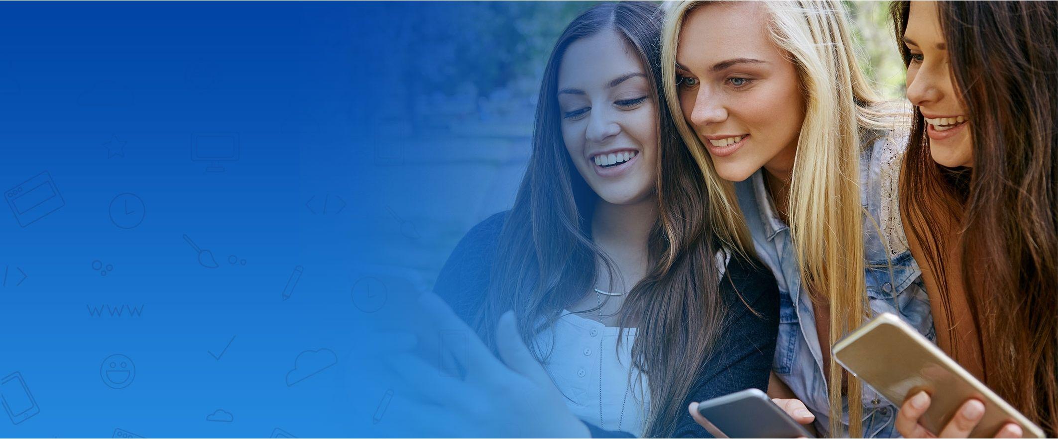 Crea tu <b>APP</b> y mantente <b>conectado</b> en todo momento con tus usuarios, clientes o empleados.