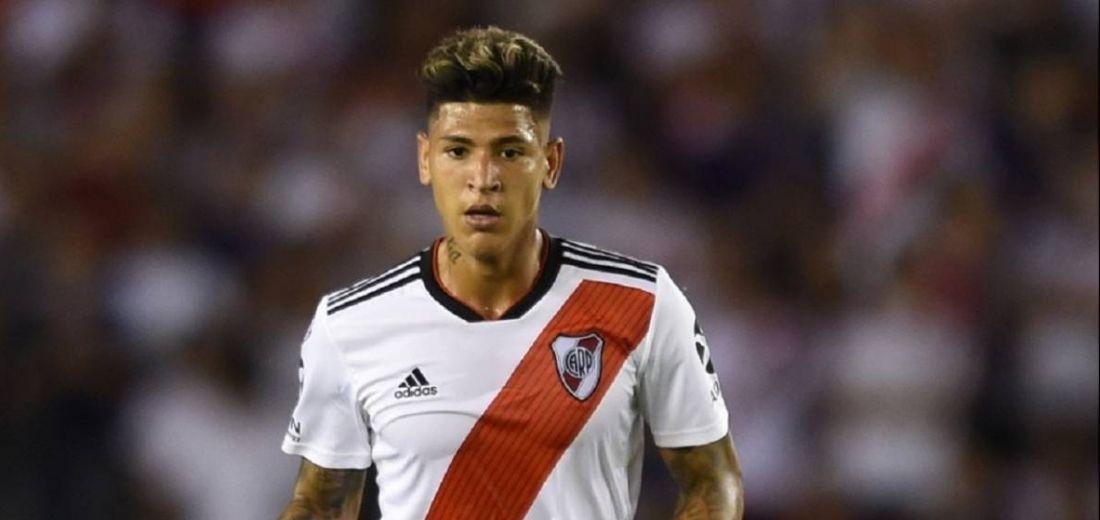 Argentina: River declara intransferible al Colombiano, Jorge Carrascal, hasta no terminar la Copa Libertadores.
