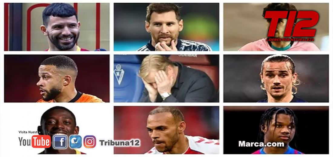 Salidas a la vista: Sobrepoblación de delanteros en el Barça