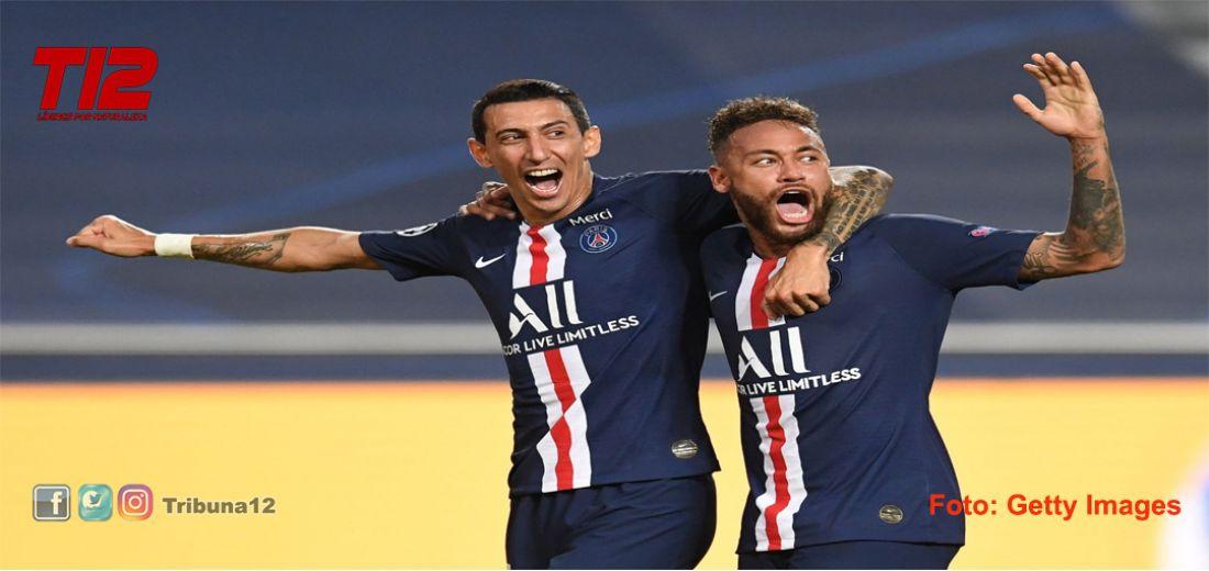 Bayer Ganó, pero PSG Clasificó, esta noche Paris es una fiesta