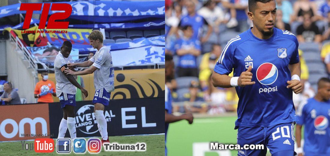 Rafa Benítez elogia a Andrés Román y Fernando Uribe