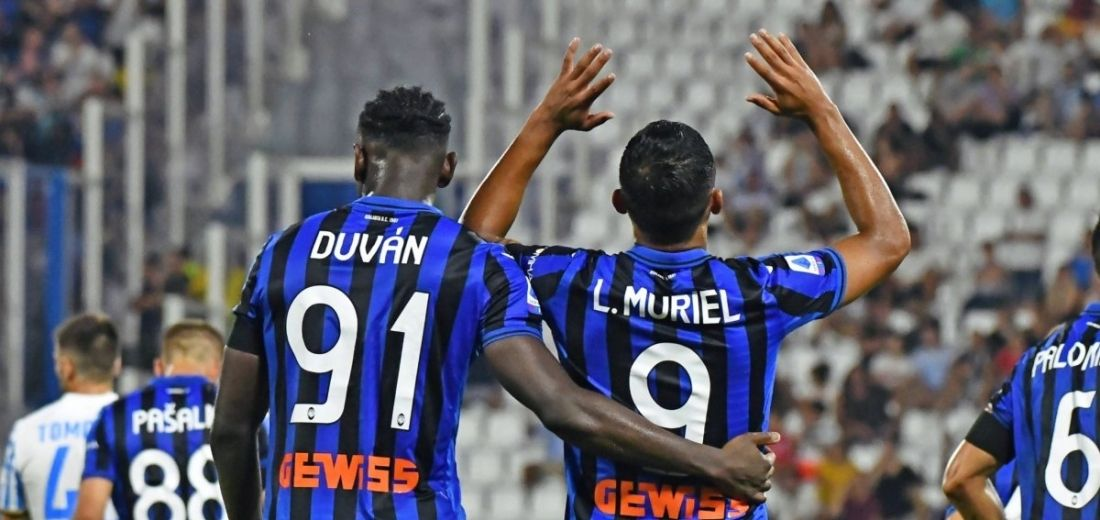 Champions : Dupla goleadora del Atalanta, Muriel y Zapata es la preocupacion del Real Madrid para su proximo partido