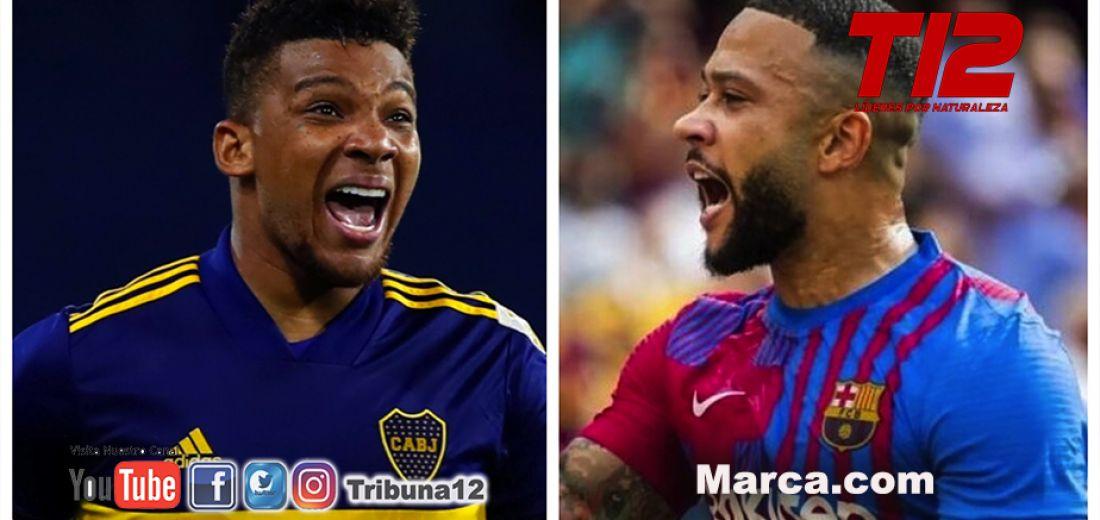 Se confirma el partido entre Boca y Barcelona en Arabia Saudita