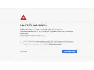 HTTPS o Falla: el plan de Chrome para etiquetar sitios como --No Seguros--