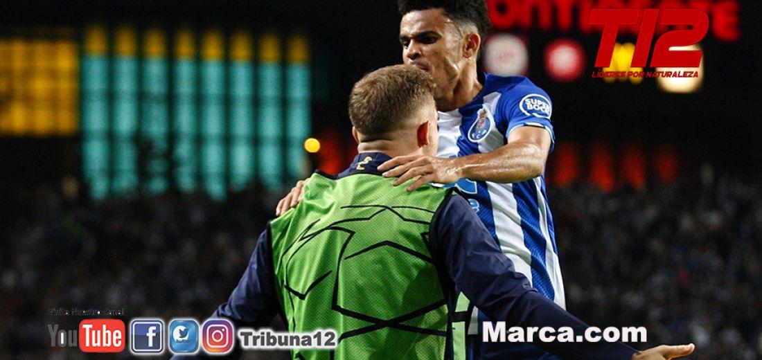 Luis Díaz espanta los rumores de su salida del Oporto