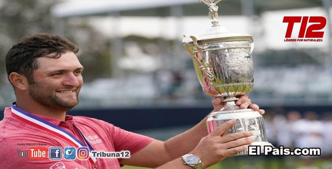 Jon Rahm gana el US Open, su primer grande
