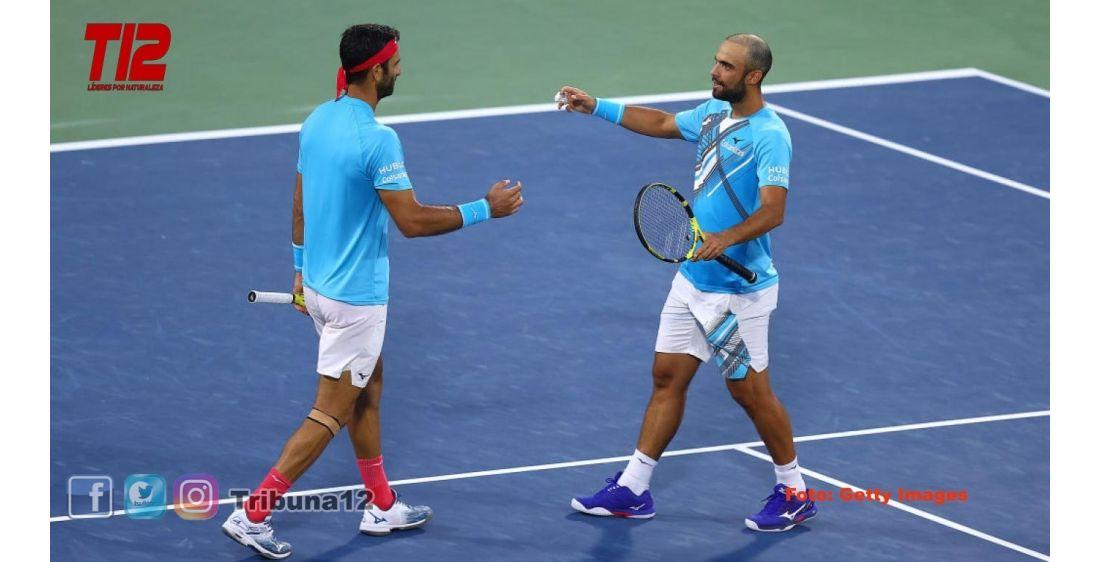 Tenis: Los Colombianos Juan Sebastian Cabal Y Robert  Farah, bicampeones en el ATP de Barcelona