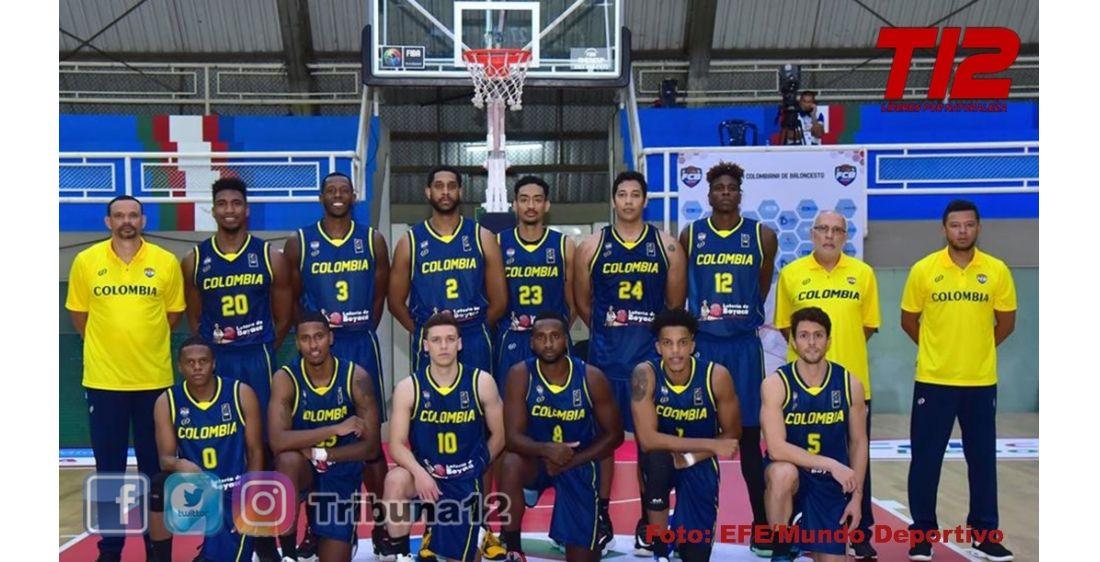 Baloncesto: Histórico,Colombia derrotó a Argentina 71-63 por primera vez en su historia y se clasificó  a la AmeriCup 2022