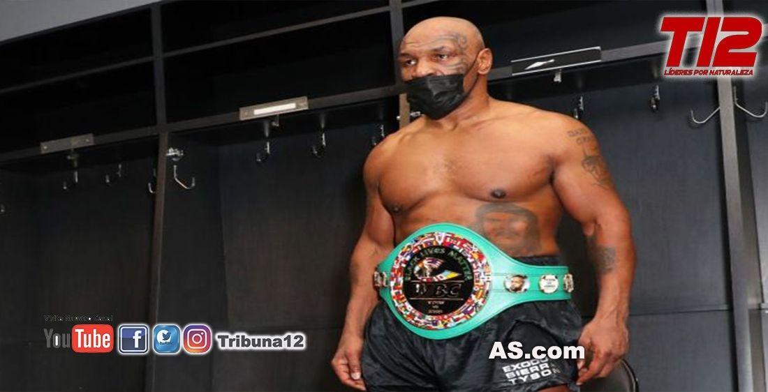BOXEO  Mike Tyson regresará a los cuadriláteros en febrero de 2022