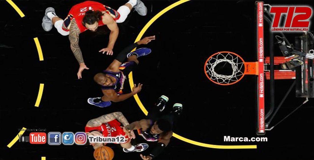 NBA  Hacia la NBA de los 75.000 millones