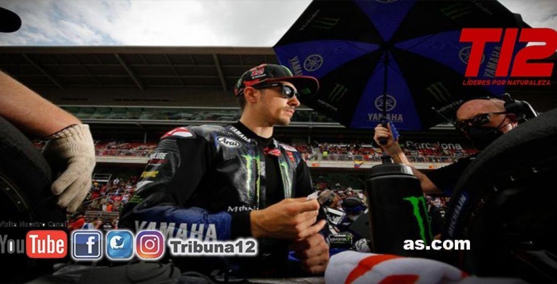 Maverick se cansa: 'Lo de Yamaha es un 'no sé' constante'