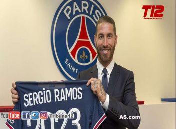 FRANCIA  Sergio Ramos ve el final del túnel: encara el último tramo de su recuperación
