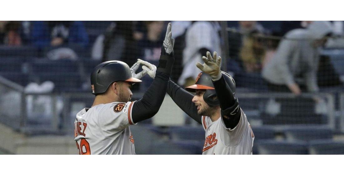 MLB: Los Yankees perdieron en su salida frente a los Orioles de Baltimore 7-5