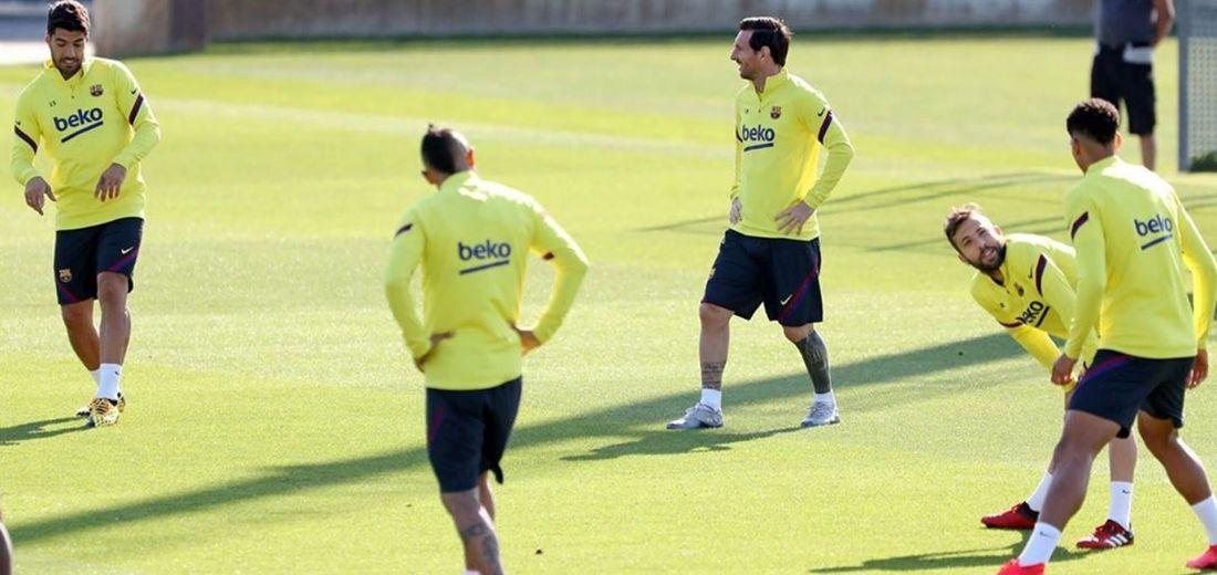 5  jugadores del Barcelona y dos miembros del cuerpo técnico positivos por coronavirus