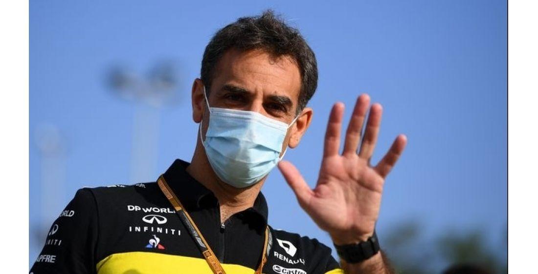 F1: Davide Brivio, es el nuevo jefe de Renault en Formula 1, en reemplazo de Cyril Abiteboul abandonara la primera línea del equipo