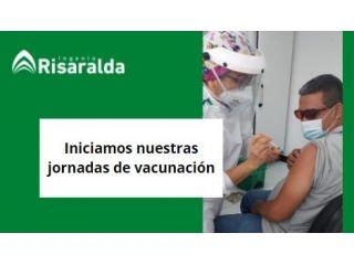 Jornada de vacunación IRISA