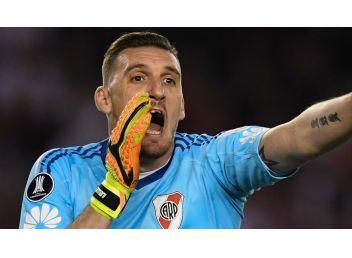 River: Marcelo Gallego, ' Armani va a jugar, claramente. No está ni en duda
