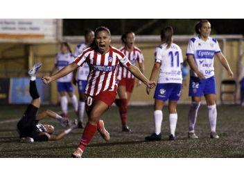 Orgullo Colombiano: Leicy Santos escogida como la mejor  jugadora  219/20 en el fútbol español, por la Agencia EFE