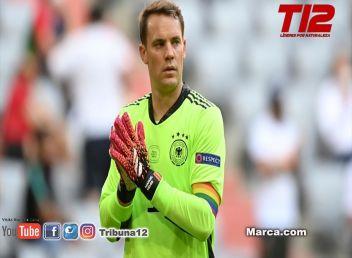 El significado del brazalete de Manuel Neuer en la Eurocopa