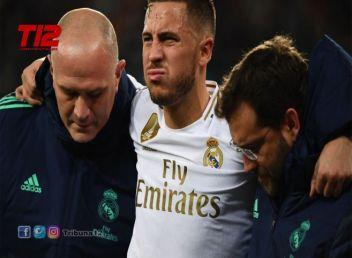 Como siempre, Hazard baja del Real Madrid para Champions