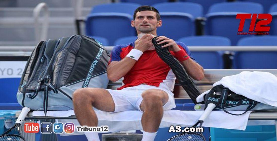 Djokovic: 'Sin presión no habría deporte profesional'