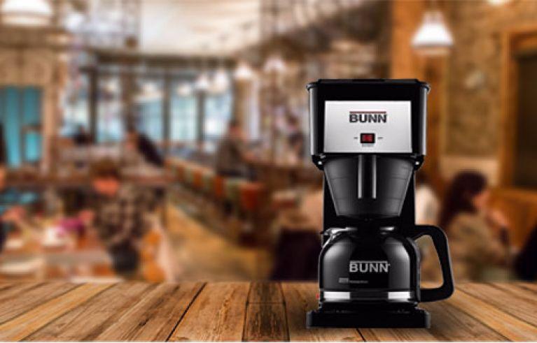 Cafetera . BUNN GRX-B