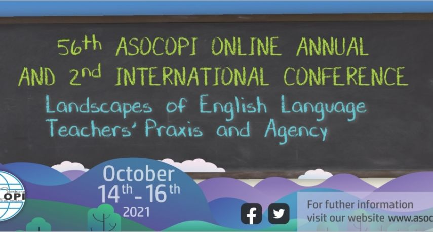 Be ready for our 54th ASOCOPI Conference