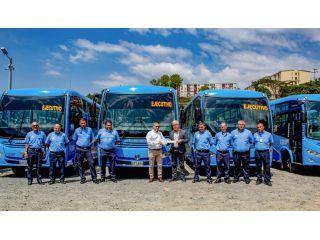 Entrega Optimuss Urbano Socobuses Manizales
