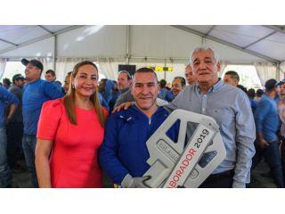 Ultima reunión General 2019 CASA AL MEJOR COLABORADOR