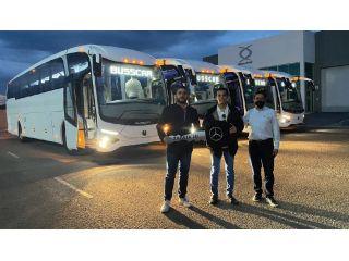 Con paso firme el Busstar 380 conquista el mercado en México