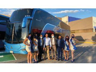 Entrega  Apolo Travel en México