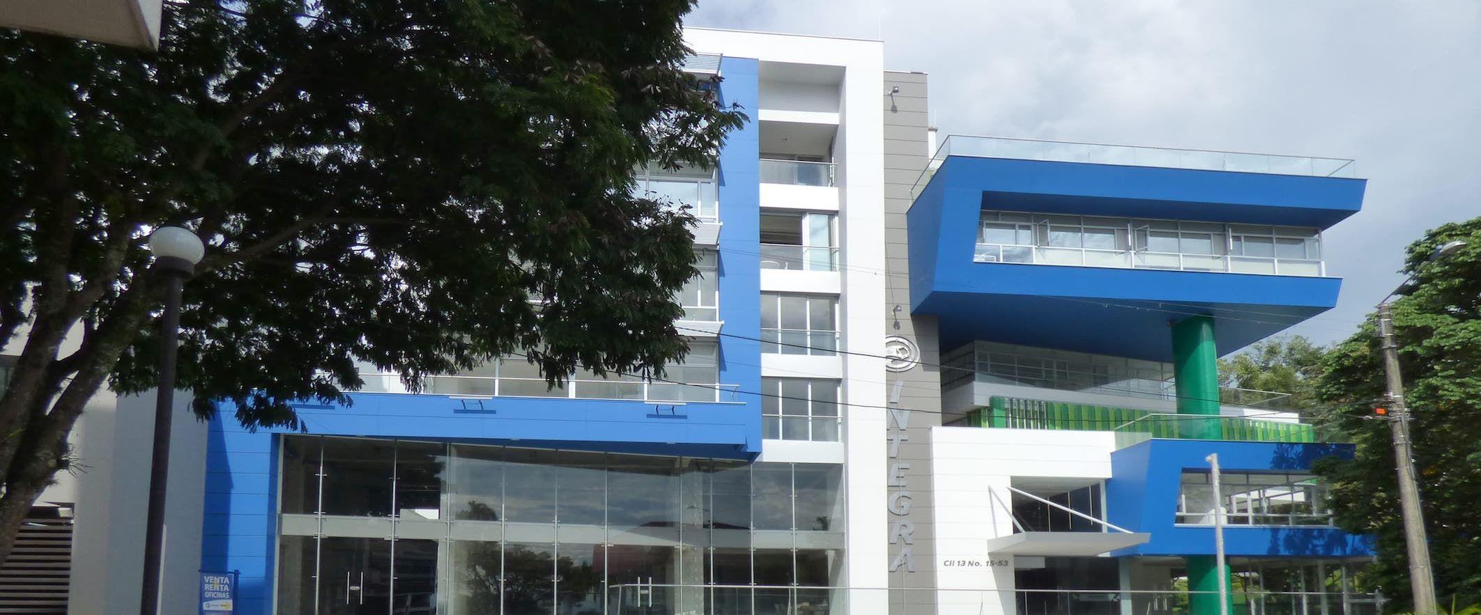 Edificio Integra Centro de negocios
