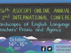 Be ready for our 56th ASOCOPI Online and 2nd International Conference