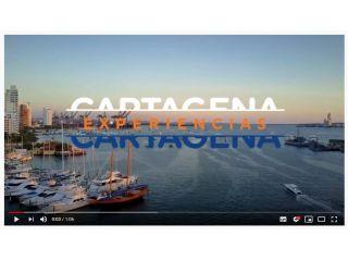 Disfrutando de Cartagena