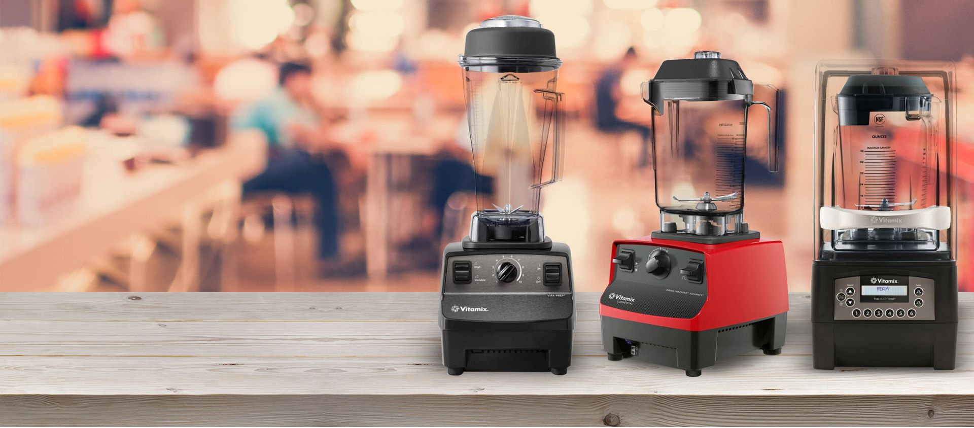 DRINK MACHINE . Vitamix